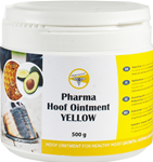 PHARMA HOOF OINTMENT YELLOW 500GR