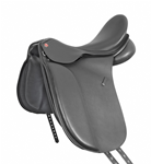 SELLA DRESSAGE PRO- LIGHT IN CUOIO FRANCESE